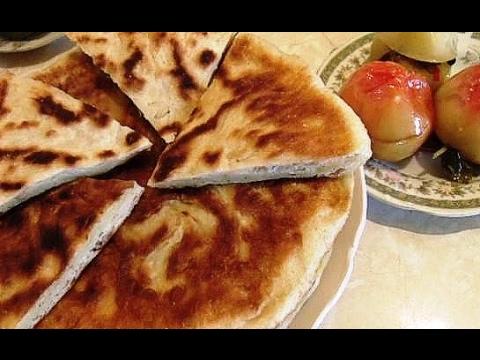 Картопилиани - Хачапури с картошкой