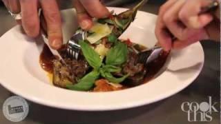 Cook This Ep 9: Stuffed Eggplants With Mixed Tomato Ragu