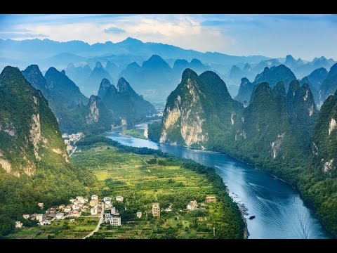 The Most Incredible Mountains You'll Ever See! Yangshuo, China