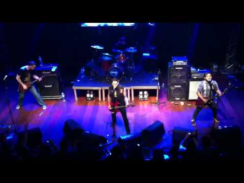 MxPx - Tomorrow Is Another Day (live in Santos/Brazil) mp3