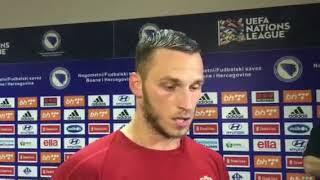 BiH 1:0 Austrija - Arnautović izjava