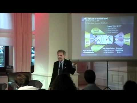 TEDxTrieste 7/10/11 - Alberto Sangiovanni Vincentelli - Design for the future