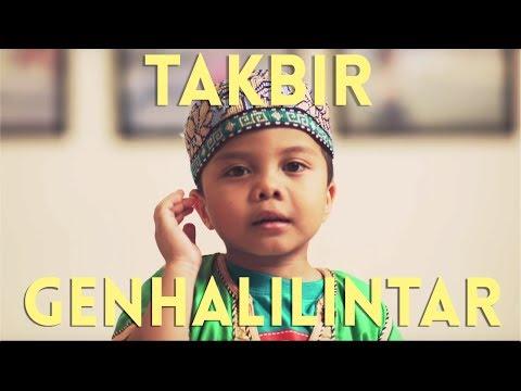 TAKBIR 2017 - EID TAKBEER 1438H MENYAMBUT HARI RAYA GEN HALILINTAR BERDUKA