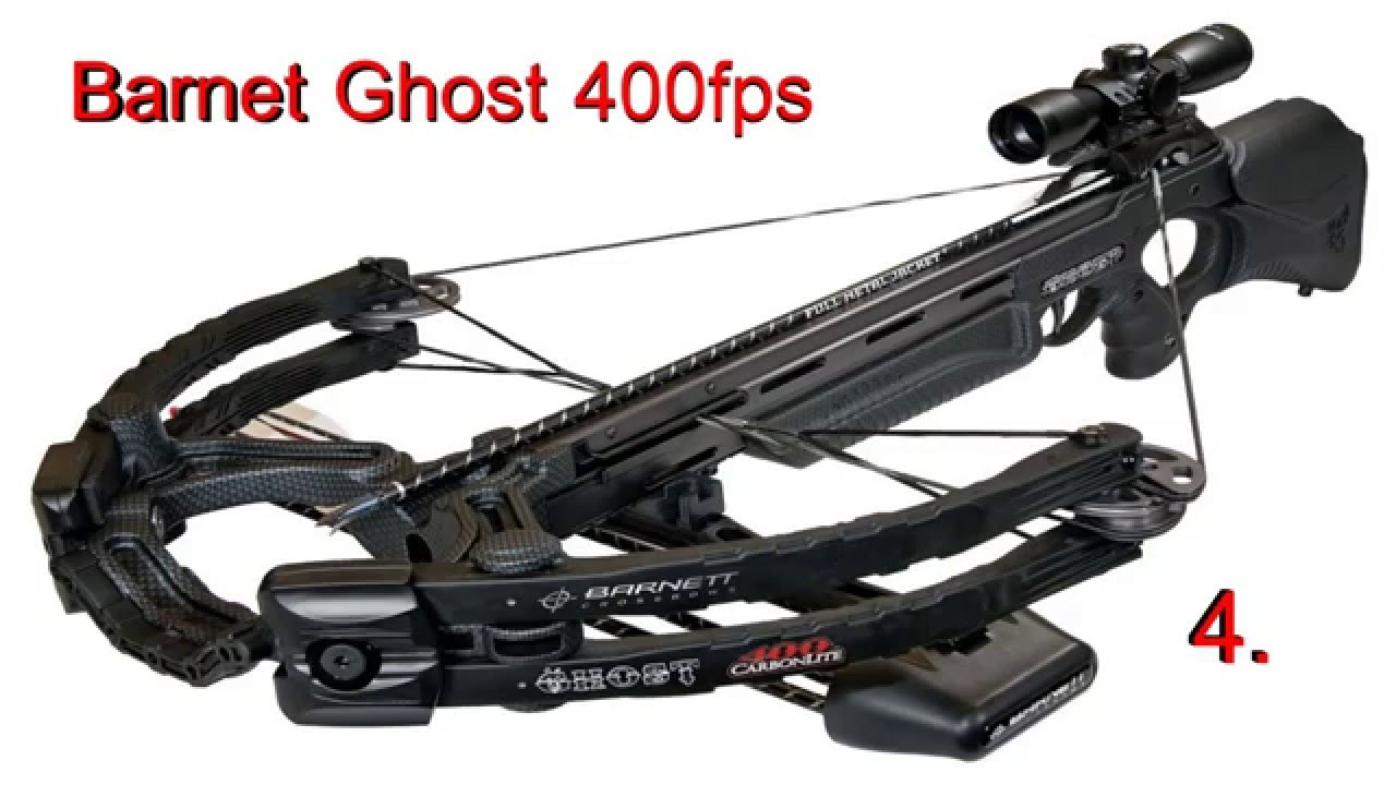 Top 5 Hunting Crossbows