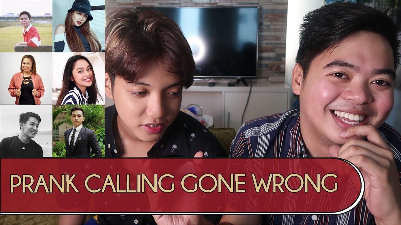 PRANK CALLING FILIPINO YOUTUBERS W/ KYO QUIJANO (YARI MAY NAPIKON!!)