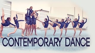 Contemporary Dance! Choreography by Alexa Tiller