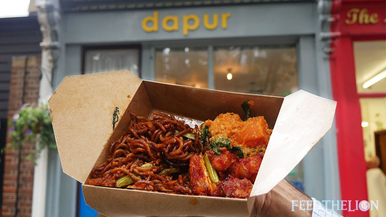 Dapur Possibly The Best Halal Malaysian Restaurant In London Youtube