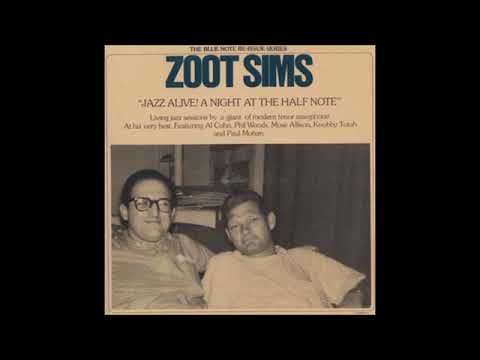 Zoot Sims, Phil Woods & Al Cohn  - Jazz Alive -  A Night At
