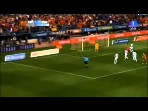 Spain France 1 1 - French radio RMC comments (Qualifications World Cup 2014)