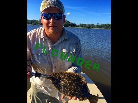 Fishing The Mississippi Marsh
