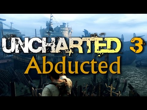 Uncharted 3: Drake's Deception - Chapter 12: Abducted Walkthrough (Ps3/1080p)