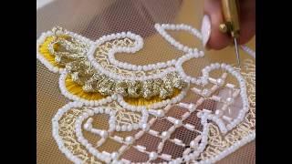 Обучение люневильской вышивке: выездные мастер-классы