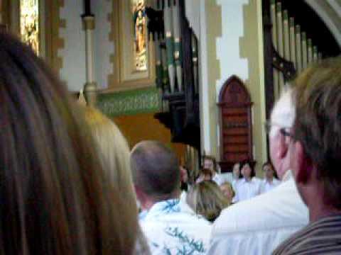 Brighton Secondary School Towards Infinity  Treble Choir