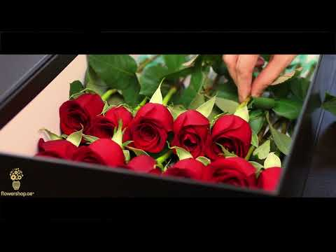 Truly Romantic Rose Boxes | Flowershop.ae