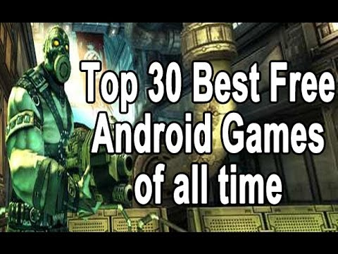 top android free games of all time