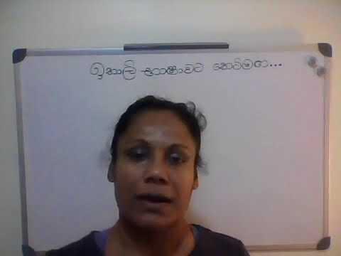 Italian Grammar from Sinhalese language PART 2