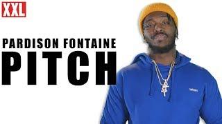 Pardison Fontaine's 2019 XXL Freshman Pitch