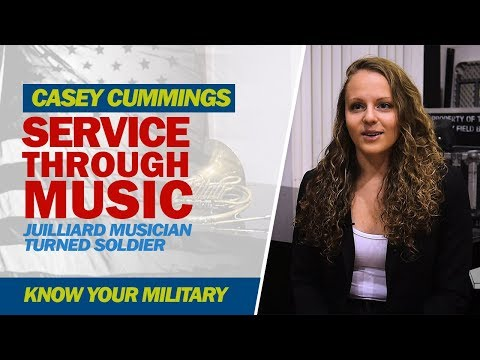 Service Through Music