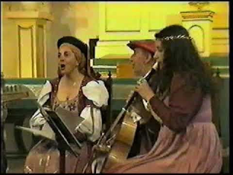Ars Antiqua. Iglesia San Francisco. 2001 (presentación completa)