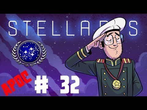 Let's Play - Stellaris - New Horizons Apoc - Ep 32 - Warscore