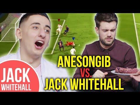 Jack Whitehall vs. AnEsonGib  FIFA & Tentacles?!
