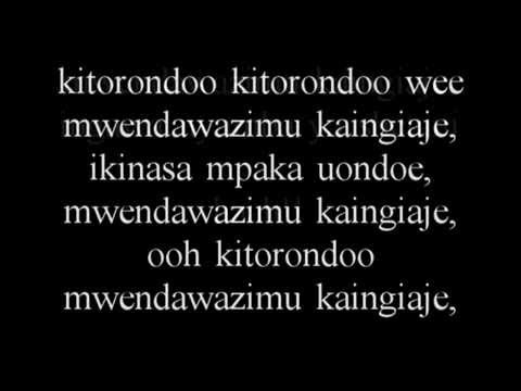 Diamond Platinumz   Mdogo mdogo lyrics | kitorondo