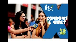 What Girls Think About Condoms & Sex - Funny And Honest Social Experiments In India
