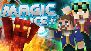 Minecraft Magic Police #83 - Satan