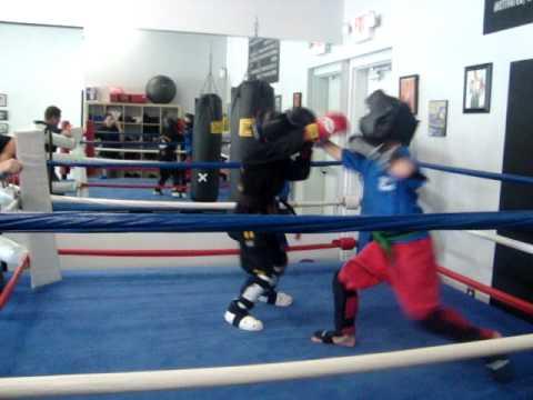 shawn hammond rska sparring