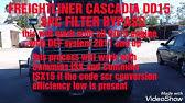 Freightliner Cascadia DD13 DD15 SCR inlet NOx sensor
