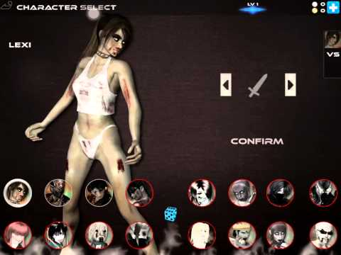 Beyond Fighting 2: Undead Warriors Gameplay First Look