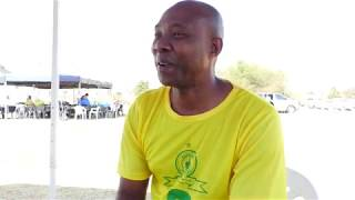 Bennett Mnguni on his rivalry with Kaizer Chiefs