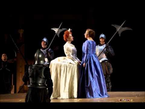 Donizetti - Maria Stuarda - Confrontation Scene - Farnocchia, Pendatchanska [Live]