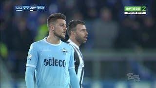 Sergej Milinković-Savić vs Juventus (H) HD 720p [03/03/2018]