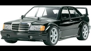 Mercedes-Benz 190E (W201) - тест-драйв City Car Driving