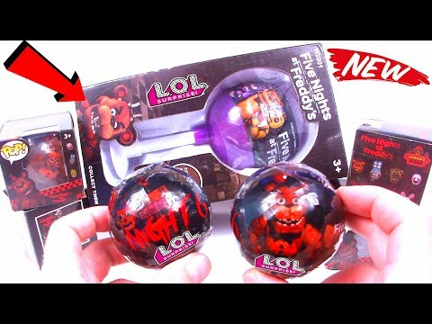 LOL Surprise Ball FNAF Fake LOL Dolls КИТАЙСКИЙ ЛОЛ ШАР ФНАФ ДЕШЁВАЯ ПОДДЕЛКАиз YouTube · Длительность: 14 мин35 с