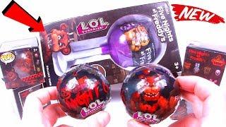 FNAF TOY LOL Surprise Ball Fake BIG LOL Dolls КИТАЙСКИЙ ЛОЛ ШАР ФНАФ ИГРУШКА ДЕШЁВАЯ ПОДДЕЛКА