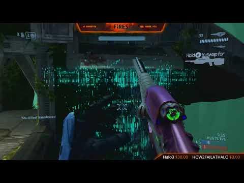 Halo 3 1v1 Tournament Gameplay [Finals]