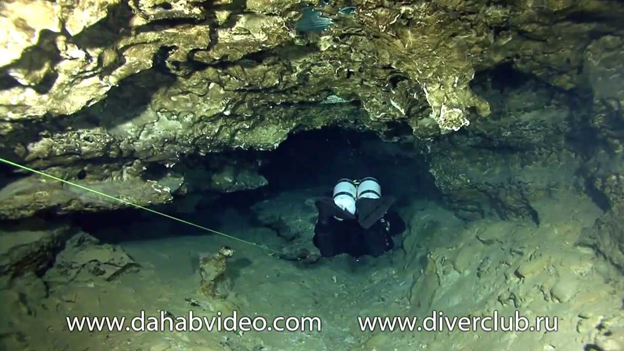 Tank Cave, Diving In Australia In HD.