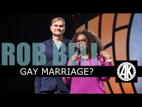 ST11 - Pastor Rob Bell's Gay Marriage