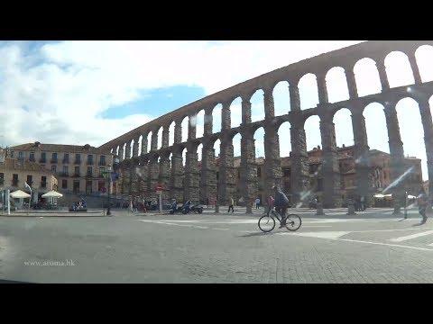 (西葡自駕遊行車記錄) Vilar Formoso葡西邊境 - Segovia水道橋 Part 2