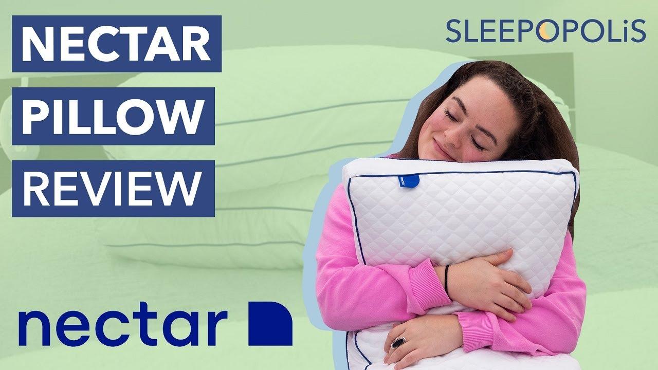 nectar pillow review 2021 best