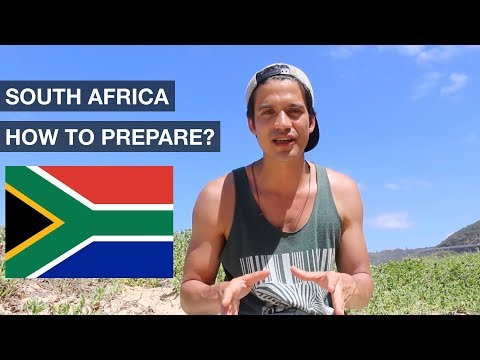 South Africa  - How to prepare for South Africa? Basic tips: Visa to costs.