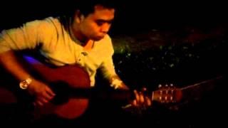 Live acoustic chia xa - con muỗi band