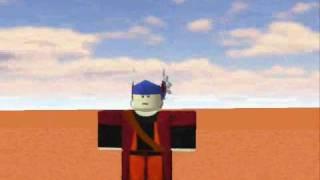 ROBLOX Naruto vs Pein Senjutsu Sage Robe Cosplay Outfit