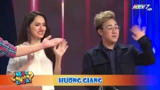 ngac nhien chua  tap 30 full  huong giang - trung quan idol vs to ny - vicky nhung