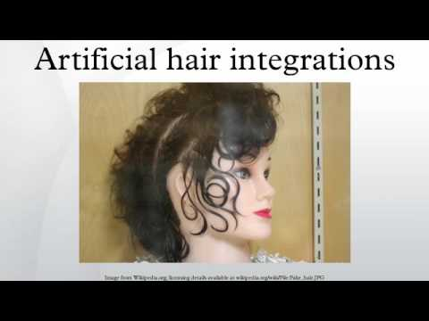 Artificial hair integrations - YouTube
