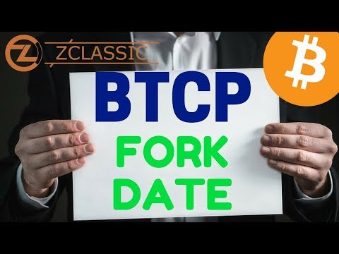 Bitcoin Private (BTCP) Fork Date, Exchange Support, ZCL Wallet Released