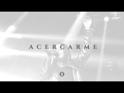 LEAD - Acercarme - Lyric Video - #AmorPalabraPoder