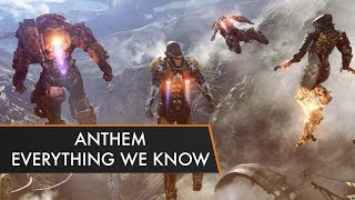 Bioware's anthem - everything you need to know | e3 2017